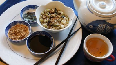 Tantalizing Tea Cuisine: Herbal Infusions Add a Splash of Excitement to Winter Meals